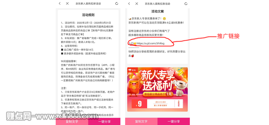京东拉新薅羊毛网络赚钱项目全揭秘,一人单干日赚上千